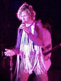 Beck at Coachella 1999
