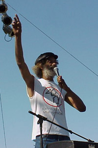 Gil Scott-Heron at Coachella 1999